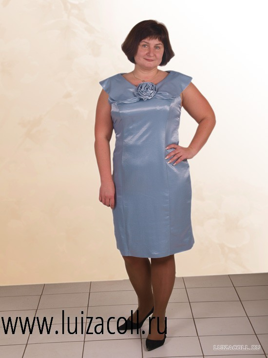 Луиза Одежда Больших Размеров